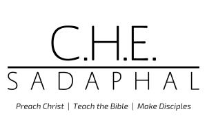 Dr. C.H.E. Sadaphal VP Logo