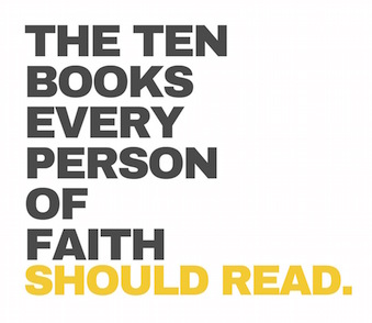 CHE Sadaphal 10 Books Every Christian Should Read Graphic
