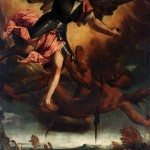 BVeronese St Michael vanquishing the Devil