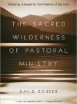 Sacred Wilderness of Pastoral Ministry