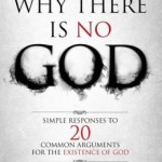 Why There Is No God by Armin Navabi Book Cover