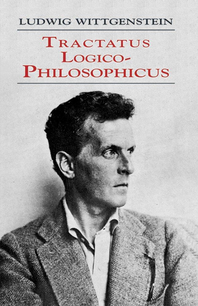Tractatus Logico-Philosophicus Book Cover