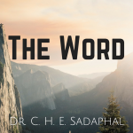 C.H.E. Sadaphal Sermon: The Word Graphic