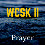 What Christians Should Know Volume II (#WCSK2) (#WCSK) Prayer The Lord's Prayer Graphic