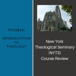 NYTS Course Review of TTU1014: Introduction to Theology