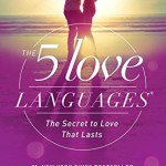 The Five Love Languages by Gary Chapman Book Cover