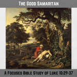 The Good Samaritan Lawyer Priest Levite Neighbor