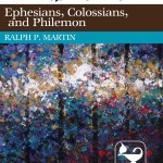 Ephesians Colossians Philemon Commentary Analysis Book Cover