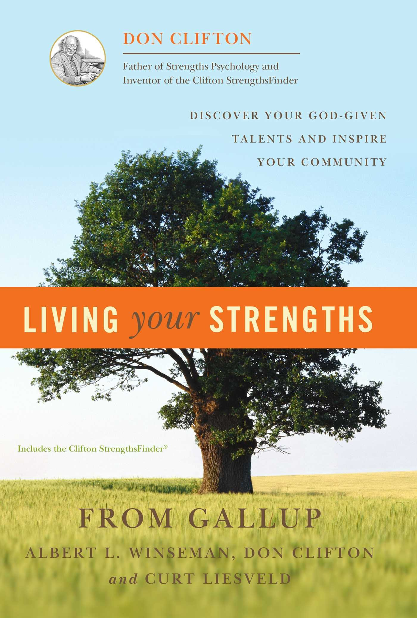 StrengthsFinder Strength Themes Book Communities Faith