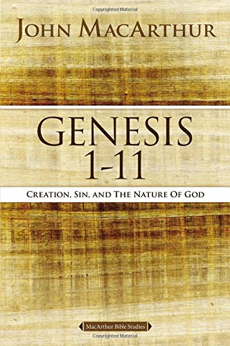 Genesis 1-11 Book Cover
